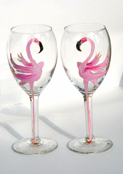 I will be buying these for Grandpa. So the flamingo war continues :).