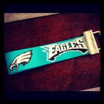 Philadelphia Eagles Key Fob