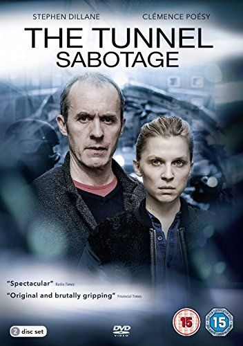 The Tunnel: Sabotage - Series 2 [DVD] [UK Import]:   UK Released DVD/Blu-Ray item. It MAY NOT play on regular US DVD/Blu-Ray player. You may need a multi-region US DVD/Blu-Ray player to play this item.
