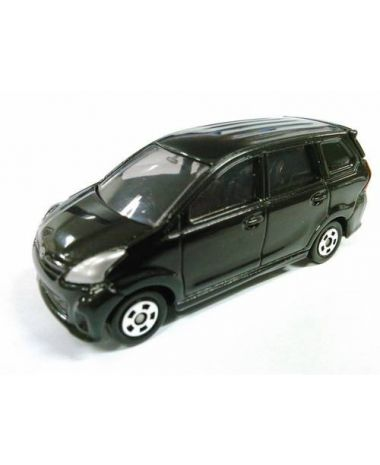 Tomica Toyota Avanza Veloz รถเหล็กลิขสิทธิ์แท้จากประเทศญี่ปุ่น scale 1/60 ประตูหลังสามารถเปิดได้