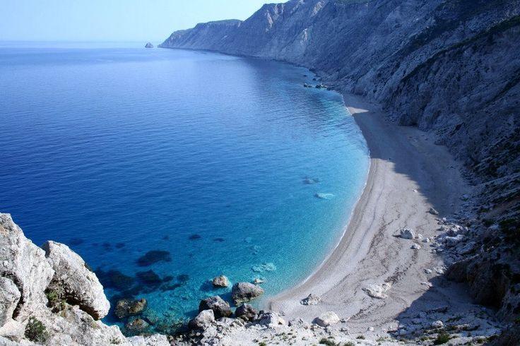 Platia Amos, Kefalonia, Greece