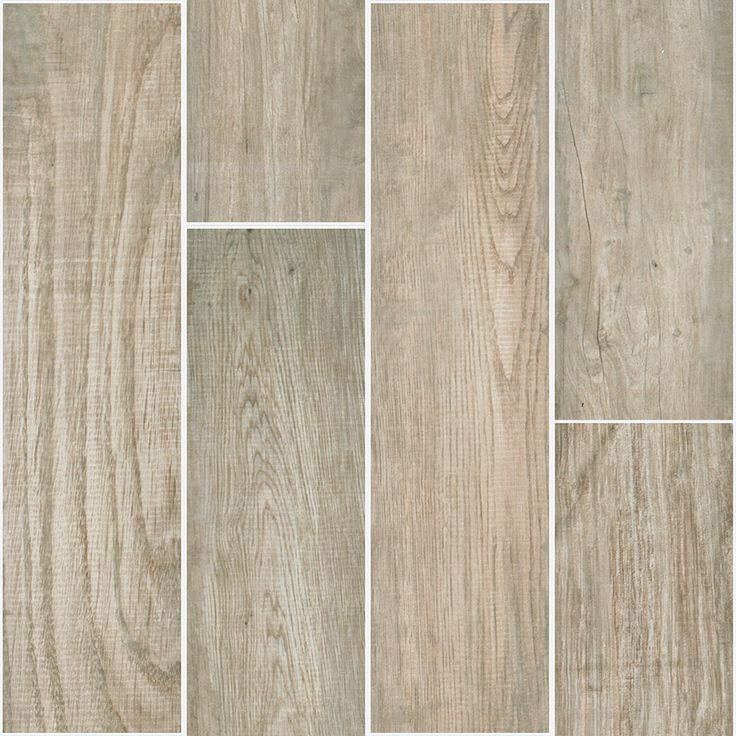 "How To Put Ceramic Tile In Bathroom Floor: Vivaldi 6"" X 24"" Glazed Porcelain Tile In Winter"