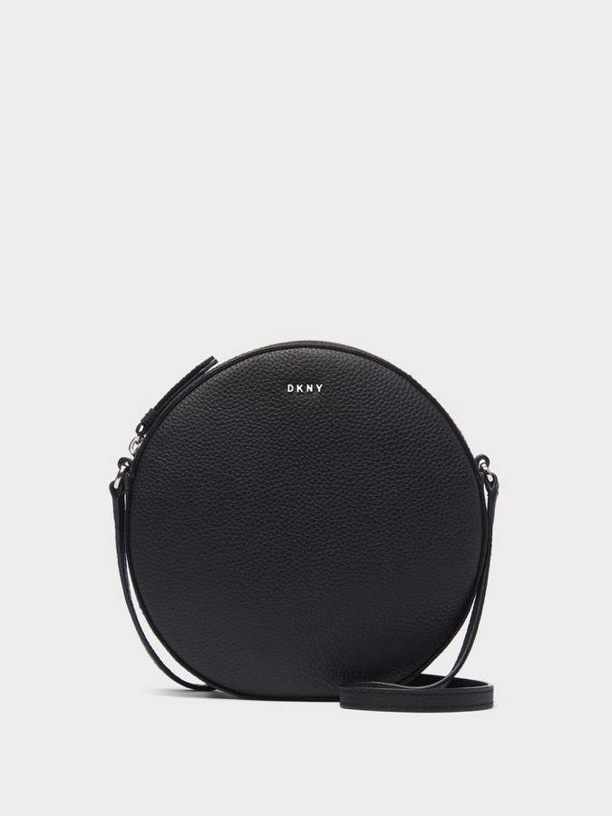 7a127fc4034b97 ShopStyle Collective | Bags | Round bag, Pebbled leather, Leather