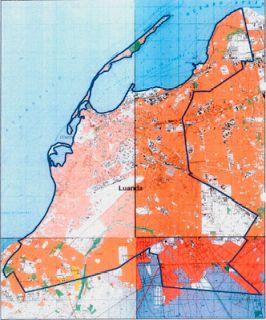 PLANEAMENTO URBANO EM ÁFRICA: Municípios da Província de Luanda: nova divisão administrativa - Janeiro 2012