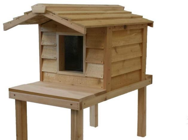 Undercover Pet Houses Insulated Cat House In 2020 Insulated Cat House Cat House Animal House
