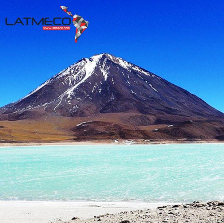 Laguna Verde Bolivia - Turismo en Bolivia - Latmeco
