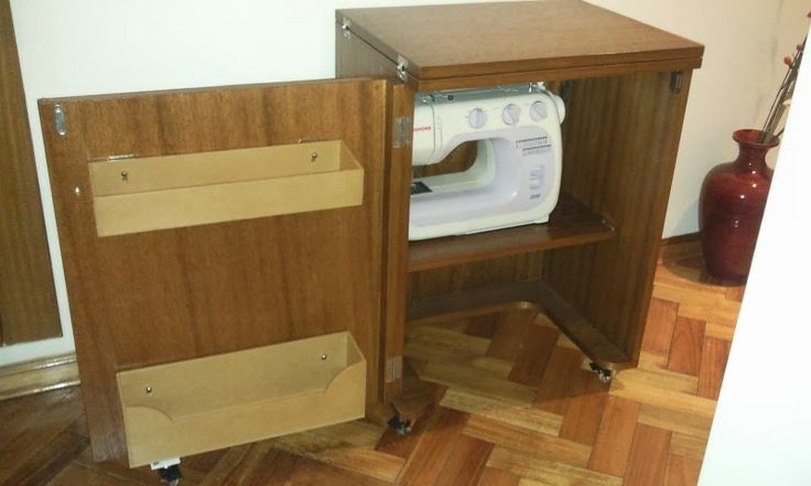 huara muebles: MUEBLE PARA MAQUINA DE COSER