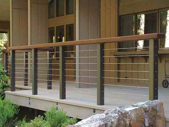 1000+ images about Residential Cable Railing on Pinterest ...