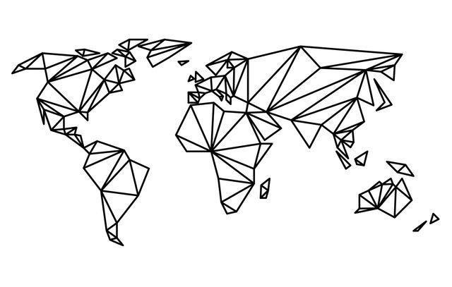 Design 45735 worldmap 01