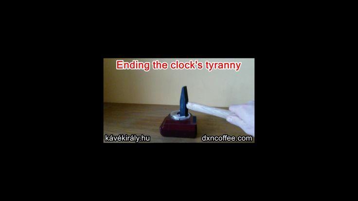 Az óra zsarnokságának vége (kávékirály.hu videó)