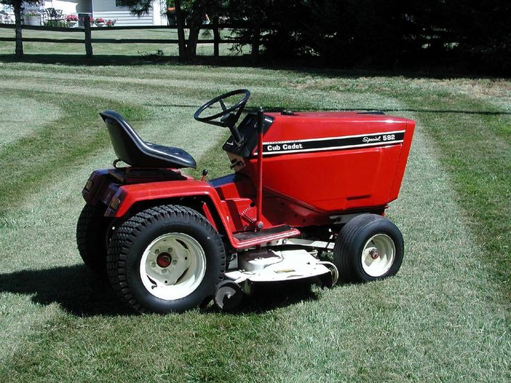 Internal Cub Cadet Lawn Mower : Best images about lawn garden tractors on pinterest