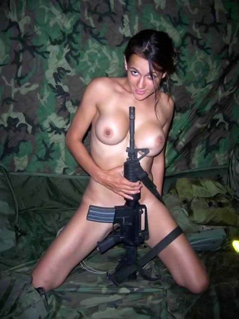 Battle Girls  Military Girl, Military Army, Girl Guns-4609