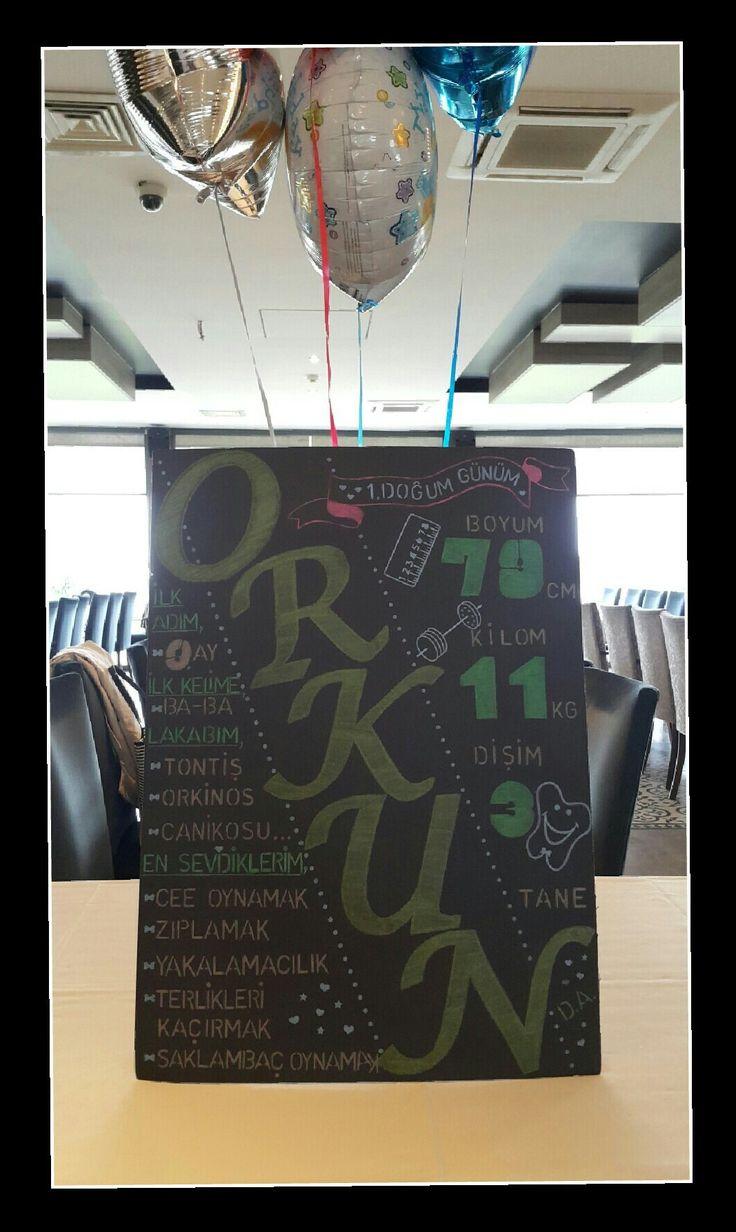 One Year Board