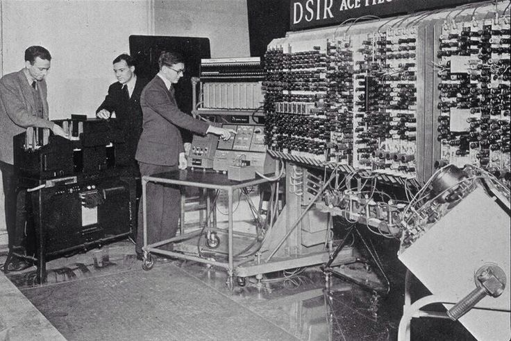 London's first computer