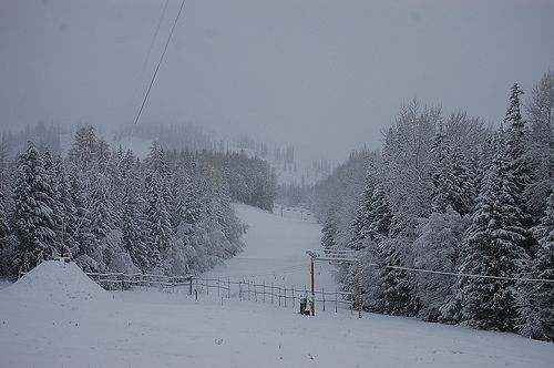 Fernie Alpine Resort - New Snow Nov. 3, 2013