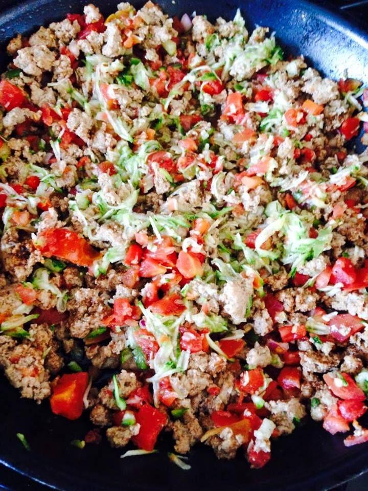 21 Day Fix Turkey Quinoa Taco Bake