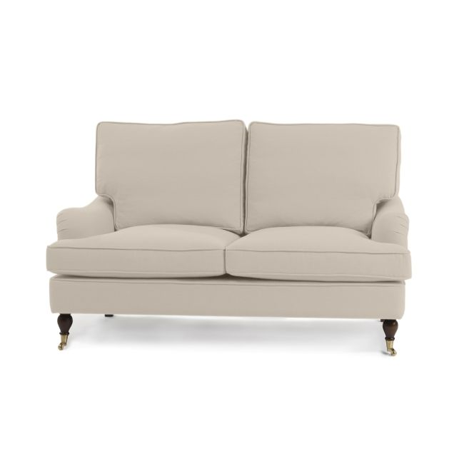 Howard 2-sits soffa - Beige Monfort Naturel 916 - TheHome #soffa #howard
