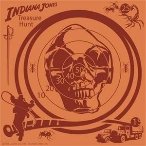 Indiana Jones Party Game
