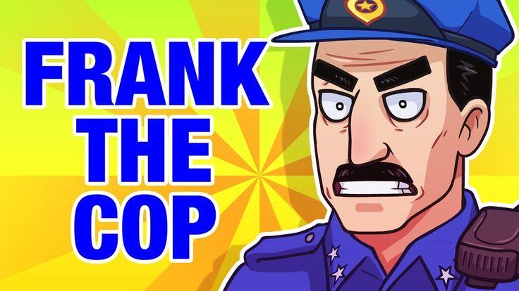 YO MAMA! Frank the Cop Jokes