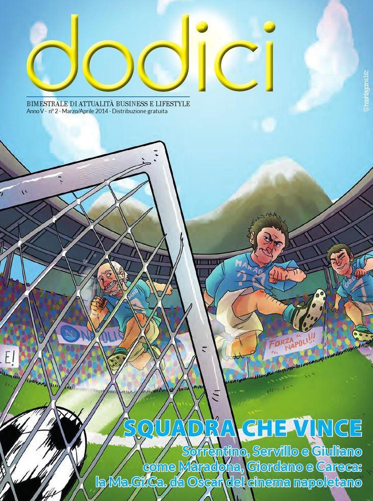 Dodici Magazine 02/2014
