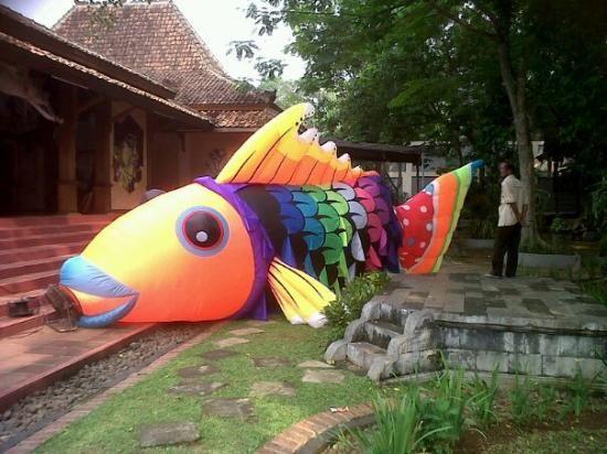 Layang Layang Museum Indonesia