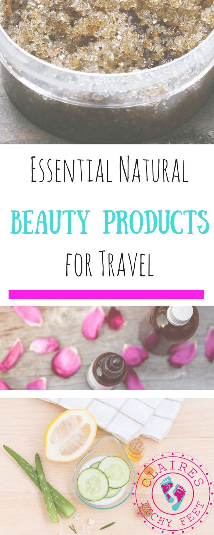 If you are a conscious traveler or even just a conscious person in general, you may be looking for some alternatives to replace your old beauty products. Here are my essential Natural Beauty Products for Travel.