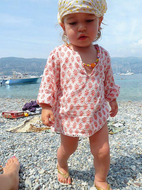 bohemian inspired baby gear