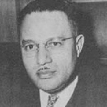 Howard alum Myles Anderson Paige, the first African American to be appointed a New York City Criminal Court Judge