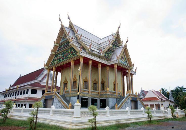 Wat Phai Lom : Chanthaburi, Thailand