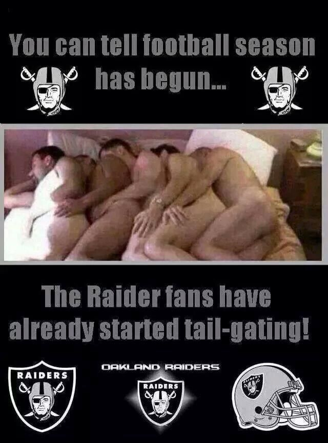 Raider Fans