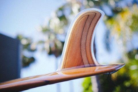 log rhythm by almond surfboards
