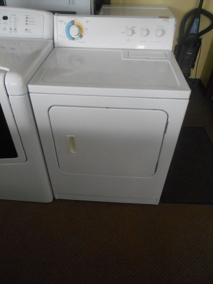 Appliance City Kirkland Electric Dryer By Whirlpool 8