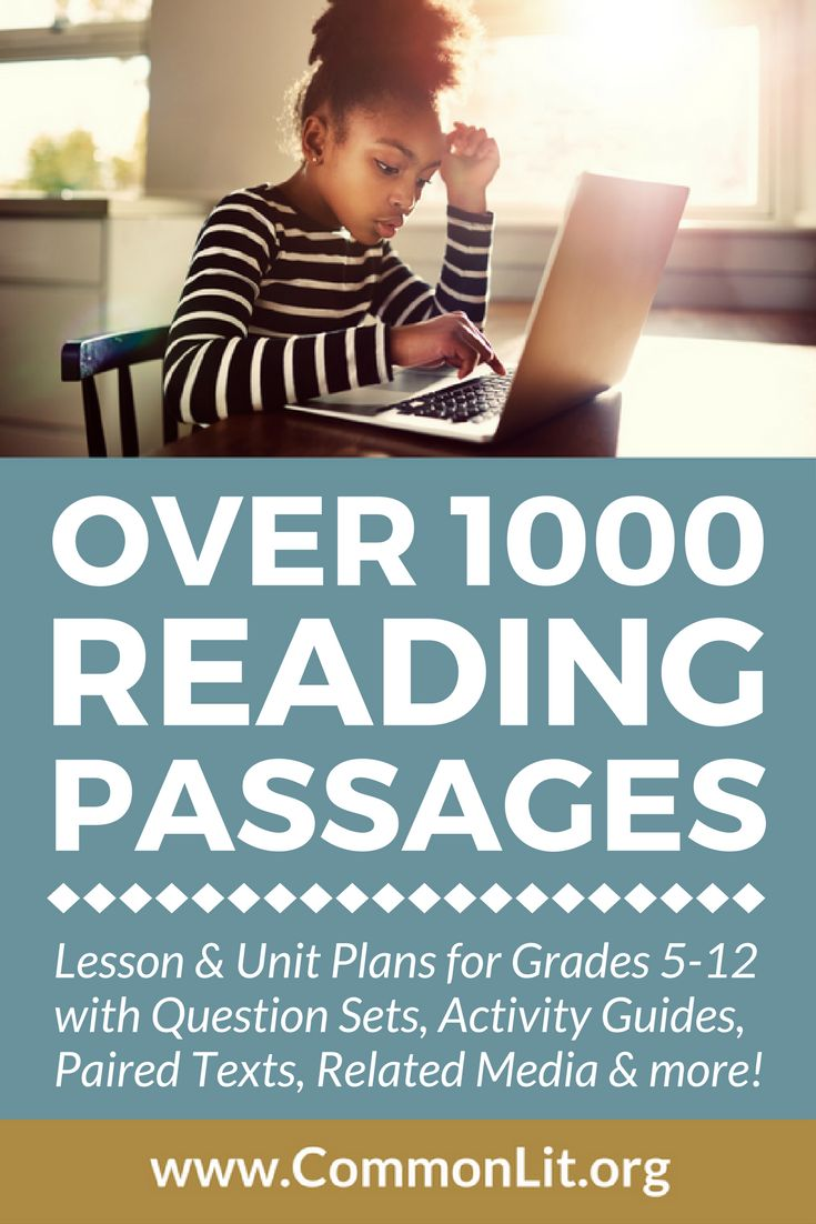 25 best Middle School Reading images on Pinterest | Middle school ...