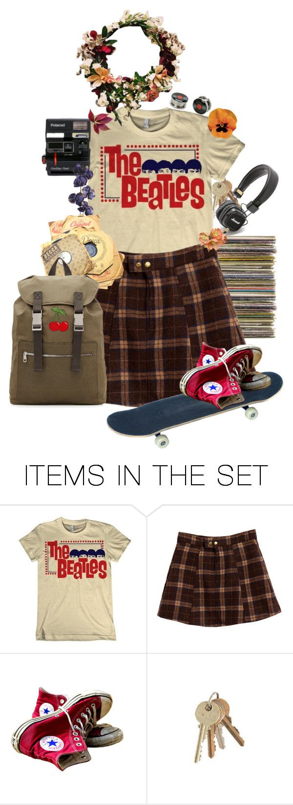 """Ooh I need your love babe"" by causingpanicatthetheater on Polyvore featuring art"