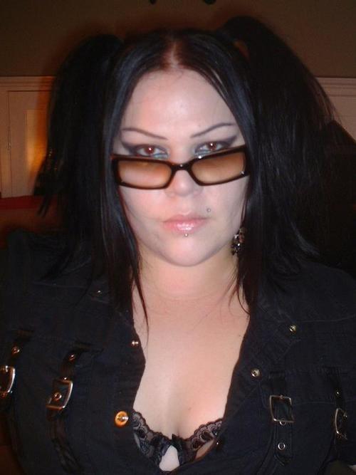 Sarah Jezebel Deva of Cradle of Filth.