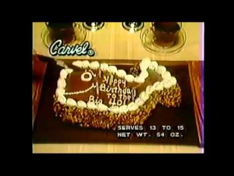 Some old Carvel Ice Cream commercials from the 70s USM