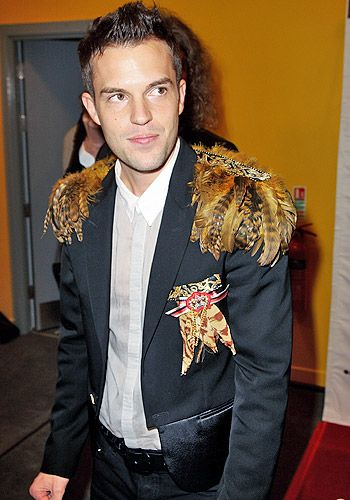 I cannot and will not ever get over this feather blazer.  It is a thing of craziness and beauty.