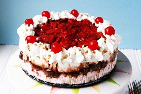 Ice Cream Cake Recipe | Tagged as: dessert , Ice Cream , Tasty Kitchen , The Pioneer Woman