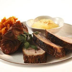 14 best hy vee recipes images on pinterest weekly menu planning caribbean jerk pork tenderloin ccuart Choice Image
