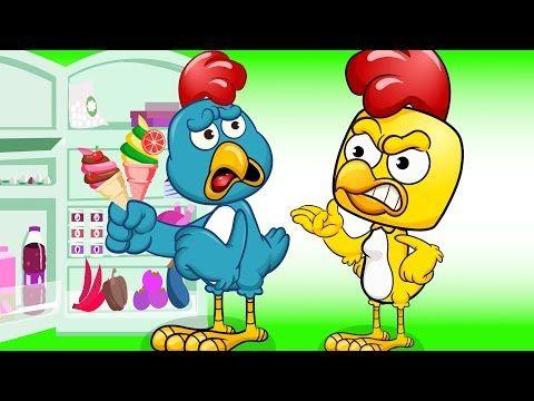 Galinha Pintadinha videoclip infantil animado Galinha Pintadinha 1 2 3 4 COMPLETO DE MÚSICAS - YouTube