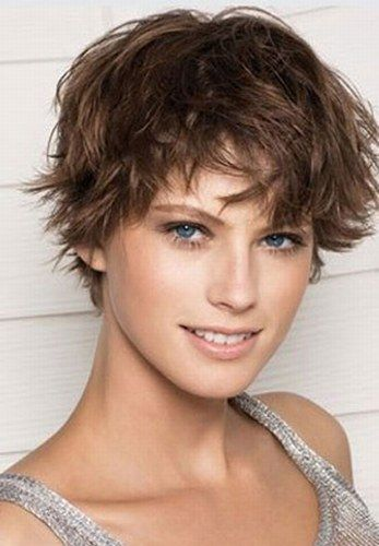 short hairstyles for thick necks - Google Search