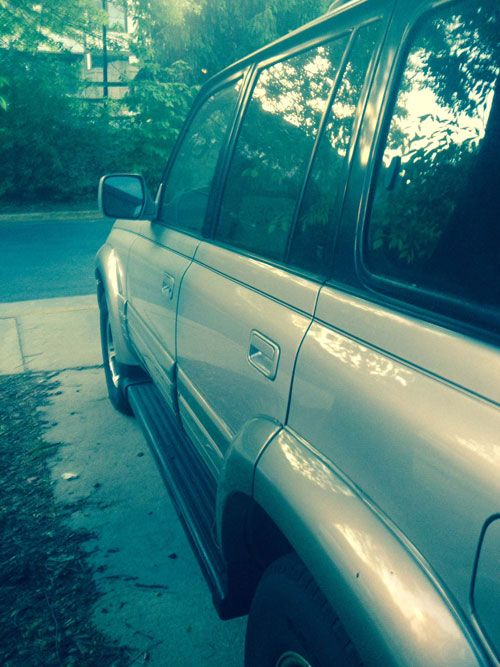 1996 Lexus Lx450 - Silver Spring, MD #5966649539 Oncedriven