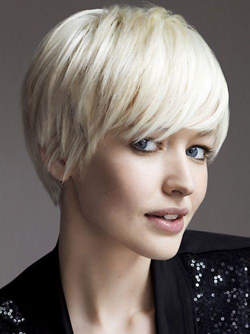 Short Hair Styles For Women Over 50   Very Short Haircuts with Bangs for Women   Short Hairstyles 2014 ...