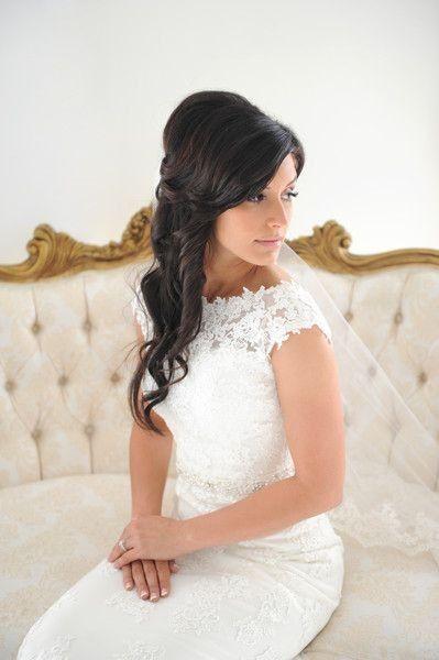 15 Fabulous Formal Hairdos, Wedding Hair & Beauty Photos by Lauren Carroll Photography - Image 10 of 15