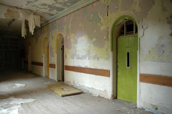 St Georges Hospital, Stafford - 07/07/07 by Oxygen Thief.