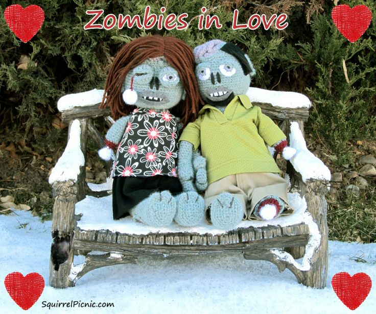 Amigurumi Zombie Free Pattern : 1000+ images about Crochet: for Matt on Pinterest ...