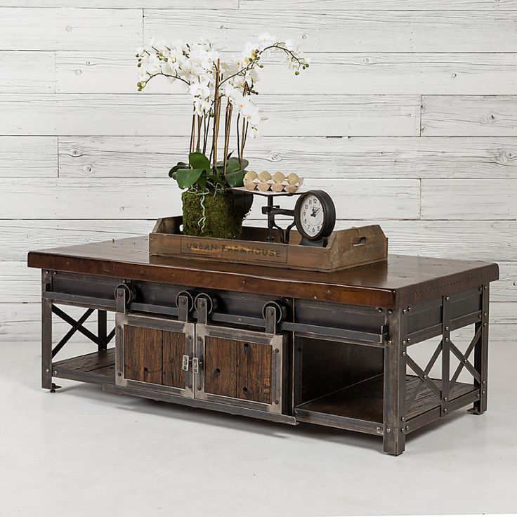 25+ Best Ideas About Door Coffee Tables On Pinterest