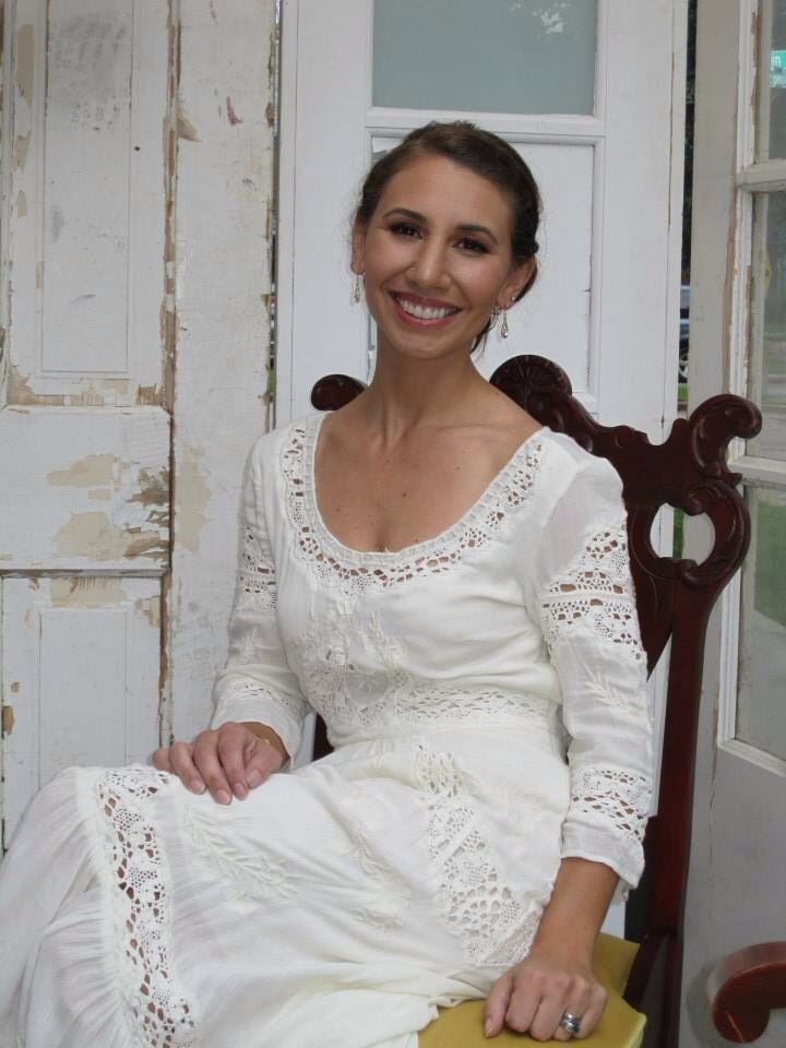 Free People Traditional Mexican Wedding Dress
