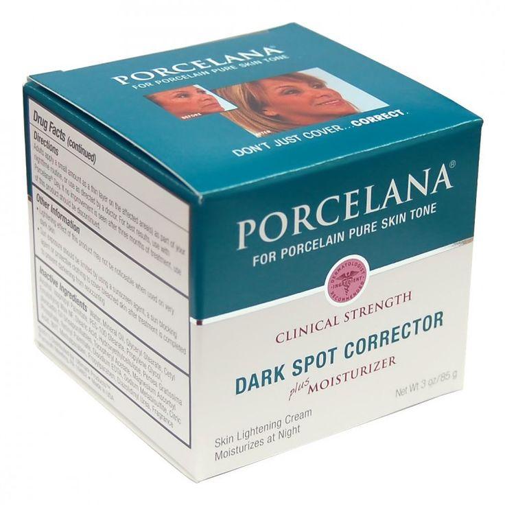 Porcelana Night Skin Lightening Cream - Fade Dark Spots 3oz