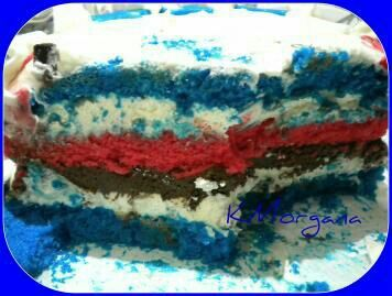 Torta Sampdoria